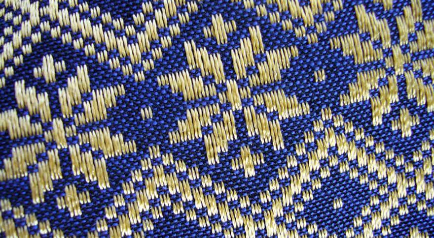 Songket fabric